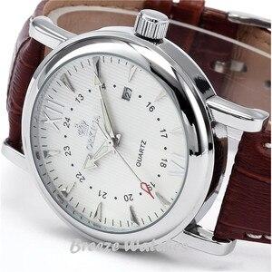 Image 5 - Мг. Часы наручные ORKINA с японским механизмом Miyota, с серебристым ремешком