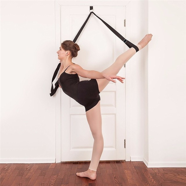 Multifunction Leg Stretching Belt