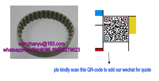 665.087.3 belt for AGIE wire EDM LS machines / 6650873-in Tool Parts ...