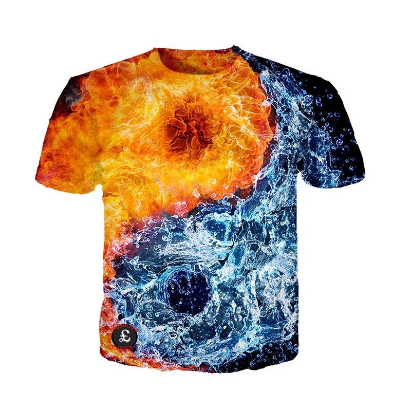 Kyku Schädel T-shirt Rune Tees Punk Shirts Hip-hop T-shirt Blut Tops Kleidung Männer Kurzarm Sommer Hochwertigen O-ansatz Schmuck & Zubehör