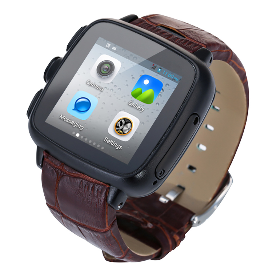 ColMi Smart Watch VS92 Andriod OS Watch GPS 3G WiFi MTK6572 Waterproof Messages Call Reminder Smart Clock