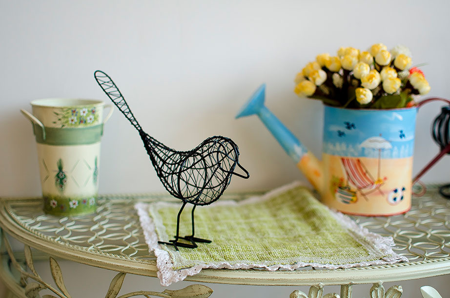 Iron Bird Figurine (5)