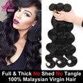Queen productos de pelo de la reina peruana Virgin Hair Body Wave 3 unids lote 100% 7A sin procesar Remy armadura del pelo humano 100 G del pelo barato