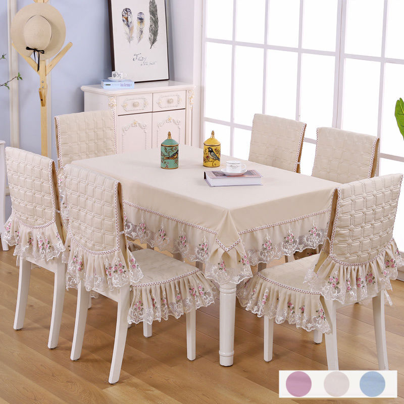 Table and chair covers