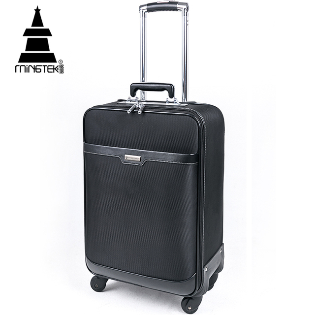 Travel On Road Trolley Luggage Suitcase 16 20 24 Inch Rolling Luggage Case Waterproof High Quality Business Suitcase With Wheels