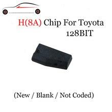 GORBIN 1 шт.* чип иммобилайзера H(8A) для Toyota Rav4 Camry транспондерный чип H(/пустой/не кодированный