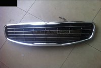 Original ABS Chrome Front Grille Around Trim Racing Grills Trim For 2014 kia K4|Bumpers| |  -