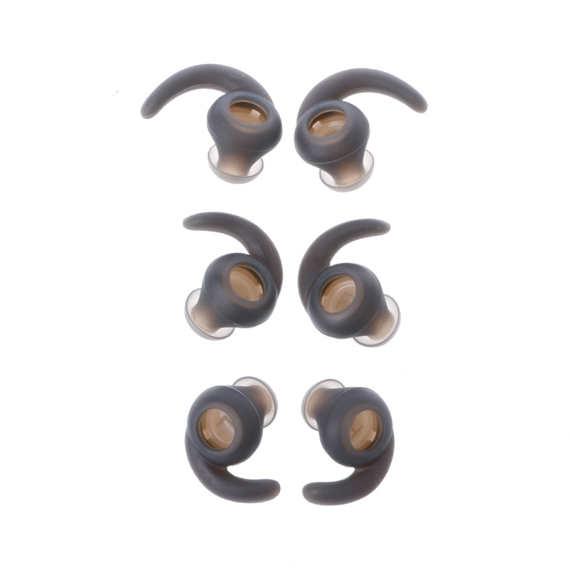 6 Pcs Silicone Ear Tip Earbud For JBL Synchros Reflect BT Mini BT Bluetooth Headphone in Earphone Accessories from Consumer Electronics
