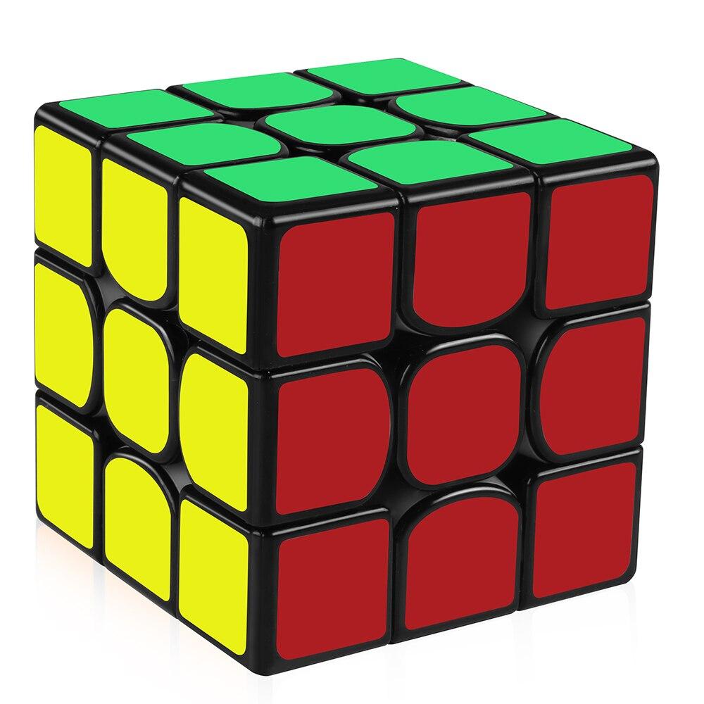 D-FantiX Qiyi Mongfangge Valk 3 Puissance M Magnétique 56mm Vitesse Cube 3x3x3 Professionnel WCA Jeu cube magique Jouets Cadeau - 2