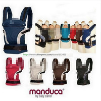 Manduca Organic Cotton Baby Carrier 3 Position Infant Carriers Sling Baby Suspenders Classic Kids Backpack With