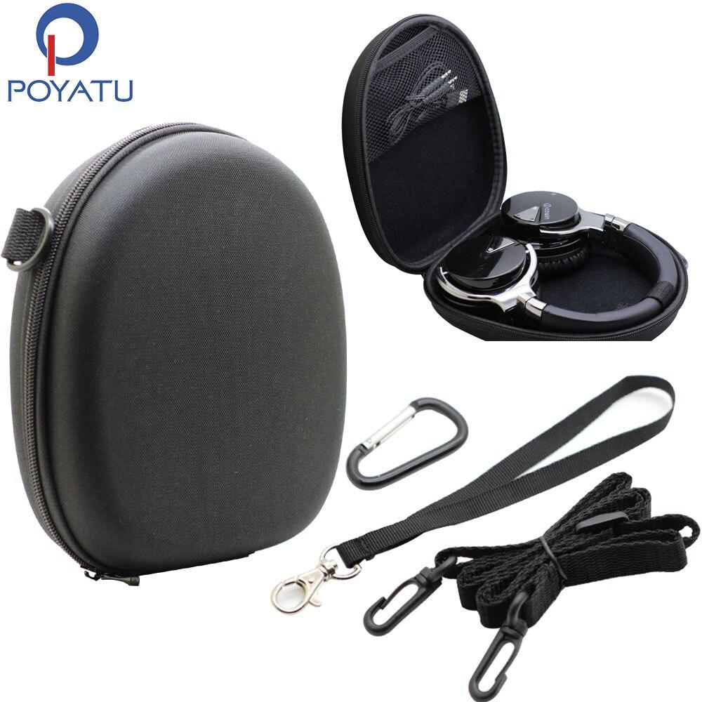 bilder für POYATU Tragbare Kopfhörer Hard Case Für JBL TMG81W TMG81B ON-EAR J03B J03S Tempo Kopfhörer Tasche Kopfhörer Tragetasche