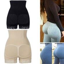 Slimming Panties Butt-Lifter Body-Shaper Waist-Trainer Tummy High-Waist