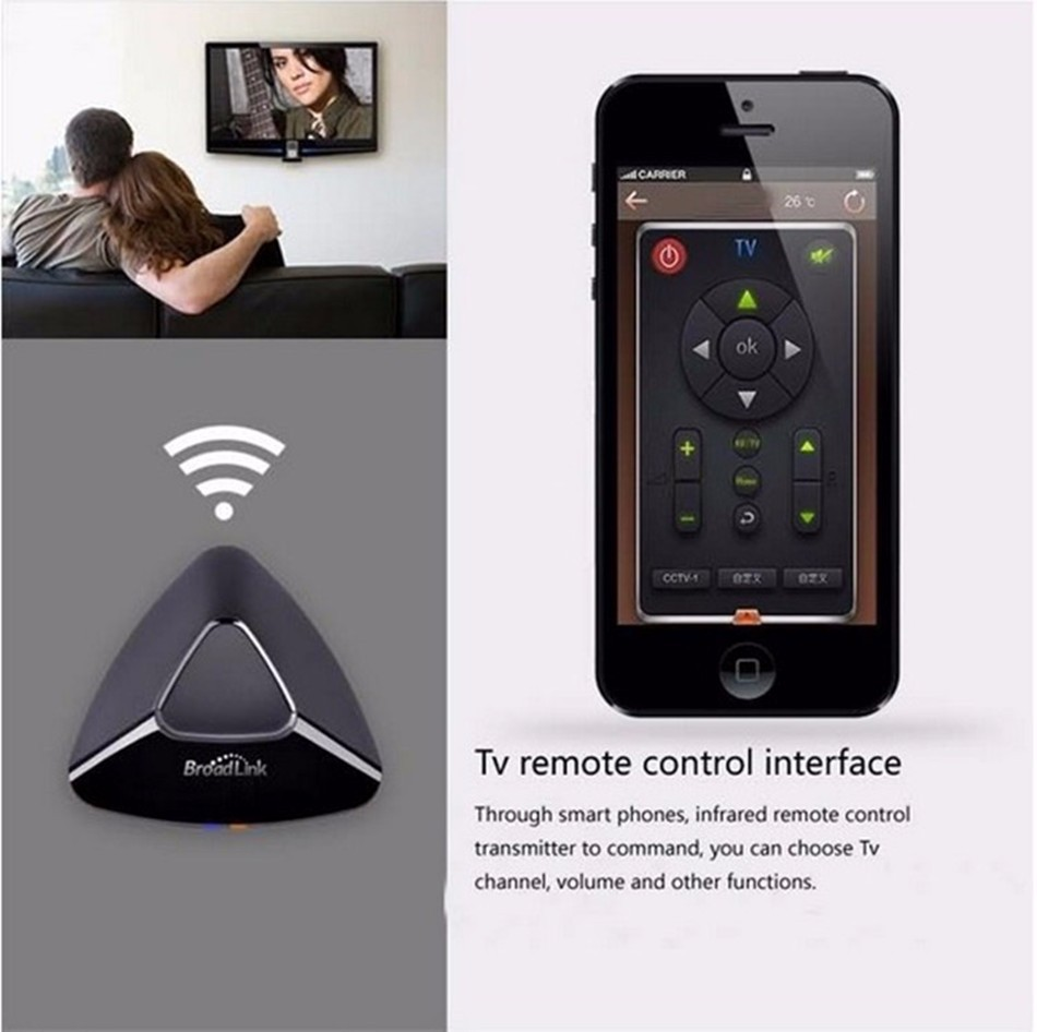 New RM2 RM Pro RM Mini3,Smart home Automation WIFI+IR+RF Universal remote controller Intelligent for ios ipad Android
