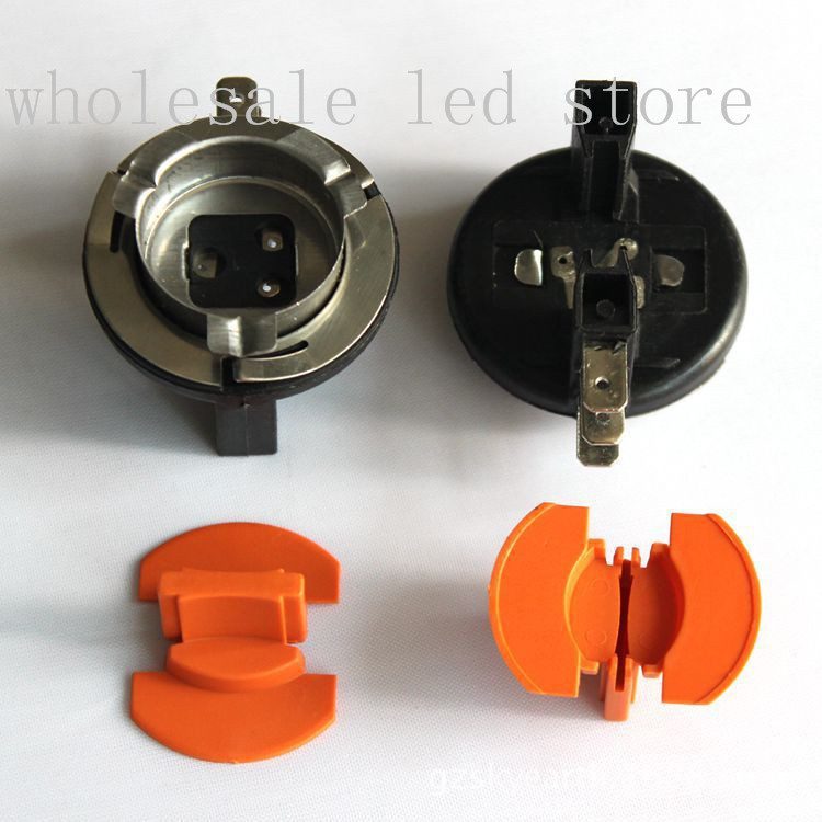 Free shipping 2 pieces per lot for Car LED Fog lamp holder adapters LED H15 for Germany Vehicles V **w series [sku 150] precision machining lathe single v pom v slot wheel delrin makerslide for your building 50pcs per bag free shipping