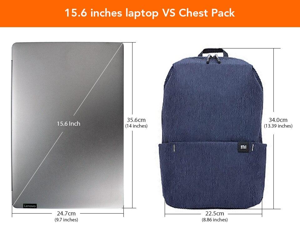 Original Xiaomi Mi Backpack 10L Bag (9)