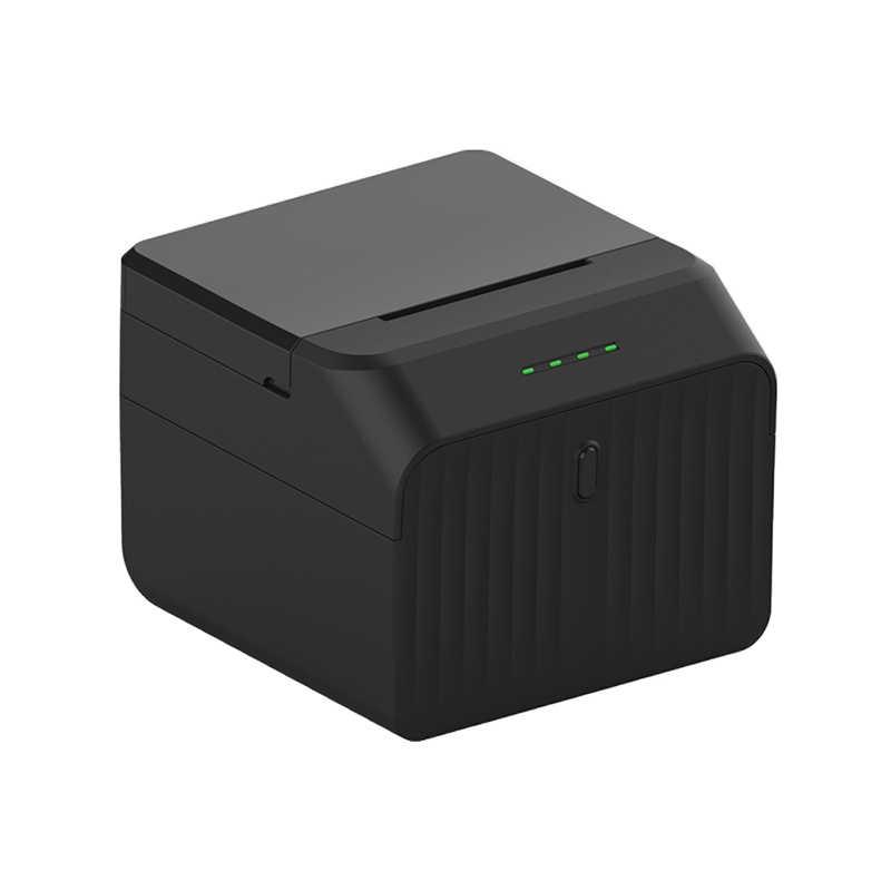 Máy Tính Để Bàn Mini POS Máy In USB Bluetooth Nhãn Mã Vạch Dán 2 Inch Máy In 58 Mm Bluetooth Android IOS Window MHT-L58D