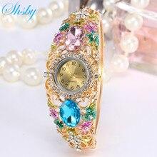 Shsby women Jewelry Watches Casual Bracelet Watch