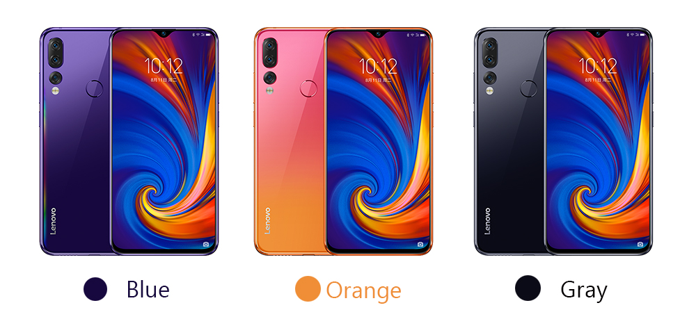 Lenovo Z5s Snapdragon 710 Octa Core 4GB 64GB Mobile Phone Face ID 6.3inch Android P Triple Rear Camera Smartphone11