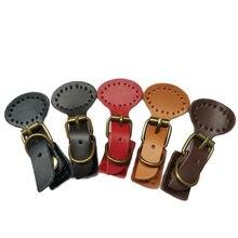 Волшебные пуговицы для сумок из натуральной кожи застежка пряжки