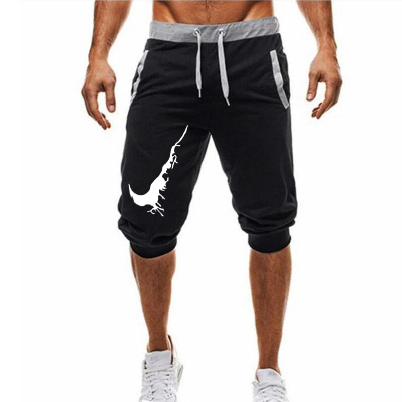 Comlife Mens Summer Beach Shorts Sports Thin Section Pants Capri Shorts