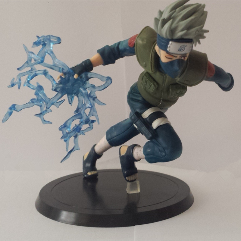 Anime Naruto Action Figure – Kakashi   15cm
