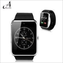 GT08 Smart Uhr Android Bluetooth Smartwatch für iPhone 6/puls/5 S Samsung S4/Note 3 Android telefon Smartphones Reloj Inteligente