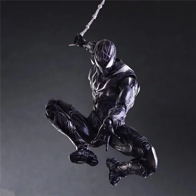 PlayArts Kai Spider-Man Evil Version
