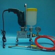 Машина для затирки Затирки Впрыскивающего Насоса Высокого давления, утечки остановки машины водонепроницаемый трещины ремонт