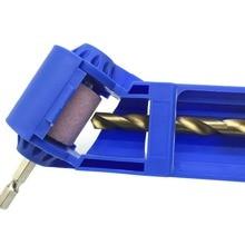 Sharpener Drill-Bit Polishing-Wheel Power-Tool Milda Portable for 2-12.5mm Corundum