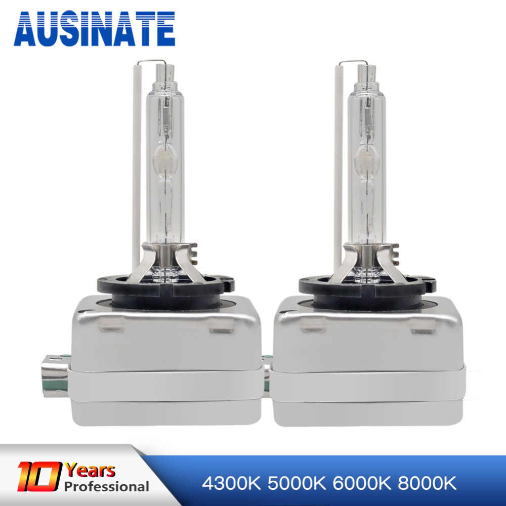 2 pcs 35W D3S Xenon Bulb 4300k 5000k 6000k Xenon lamp Car Light D3S Xenon HID Bulb for Car Headlight