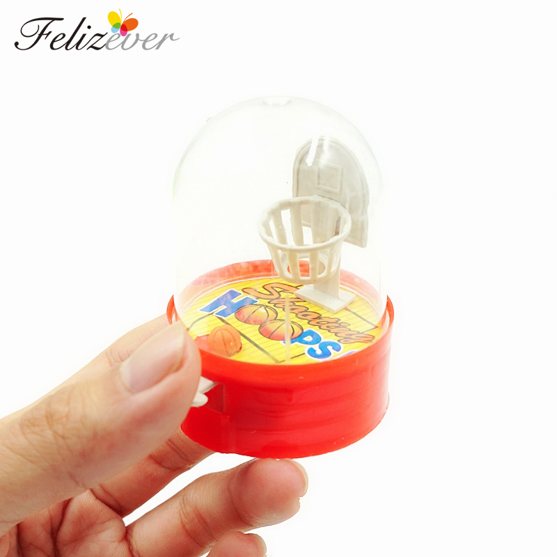 Image 5 - 12 PCS Shooting Hoops Mini Basketball Toys Kids Birthday Party Supplies Party favors Bag Fillers Pinata Boy's Sports Theme Party-in Party Favors from Home & Garden