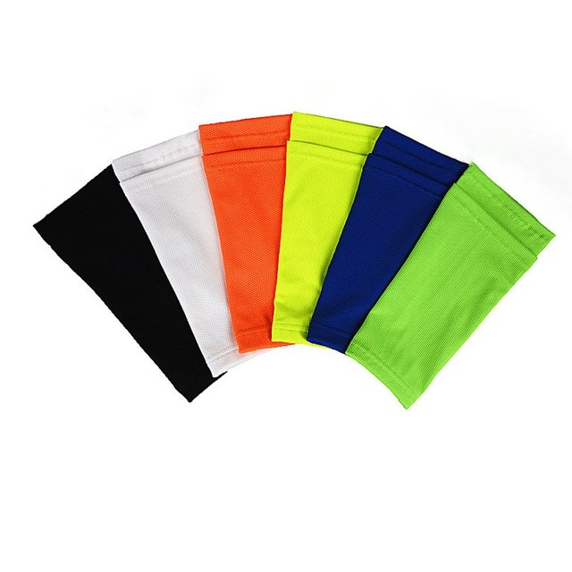 1 Pair Soccer Protective Socks With Pocket For Football Shin Pads Leg Sleeves Supporting Shin Guard Adult/child Support Sock