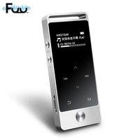 FUU Original 8GB MP3 Music Player HiFi Sound Touch Screen Lossless Digital Voice Recorder FM MP3 Player MP3/WMA/APE/FLAC