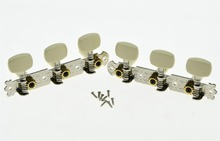 Nickel Short Spec Classical Guitar Tuners Classic Tuning Keys Machine Heads