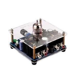 Image 2 - Mini Class A 12AU7 Vacuum Tube Multi Hybrid Headphone Amplifier Stereo Pre Amp Class A Amplifier With Audiophile Performance.