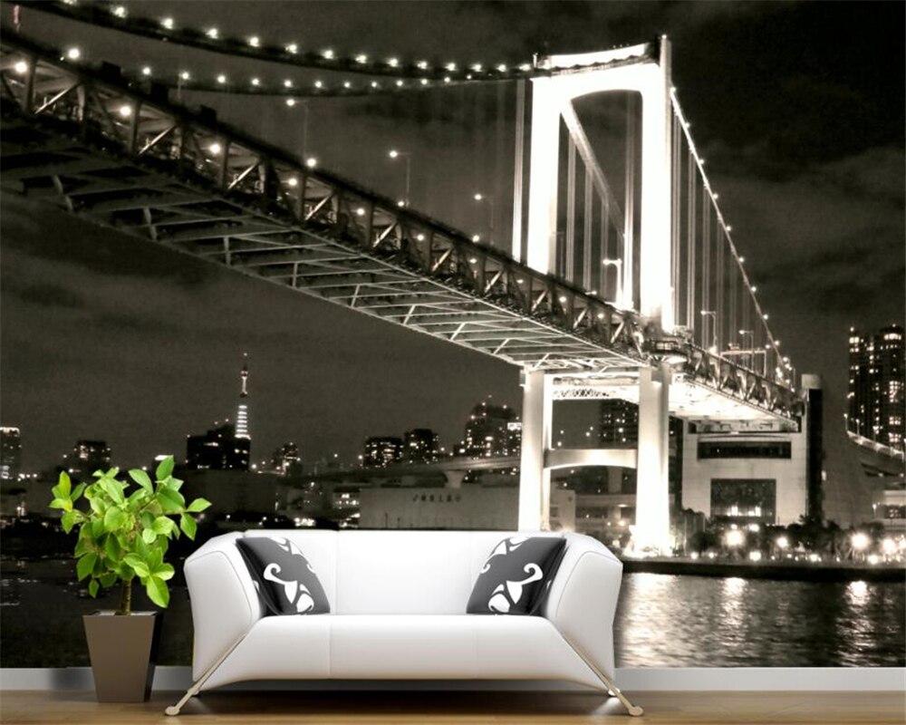 Beibehang Custom Wallpaper Living Room Bedroom Mural US