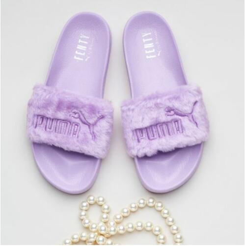 PUMA BY RIHANNA LEADCAT FENTY Slippers and women Shoes Class