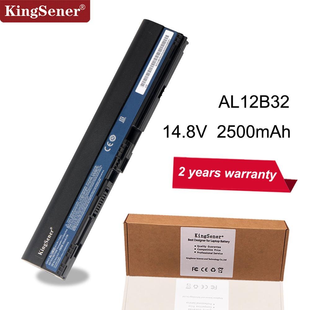 Japanese Cell New AL12B32 Laptop Battery For Acer Aspire One 725 756 V5-171 B113 B113M AL12X32 AL12A31 AL12B31 AL12B32 2500mAh