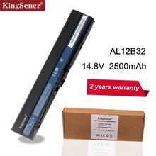 Japanese Cell New AL12B32 Laptop Battery for Acer Aspire One 725 756 V5 171 B113 B113M AL12X32 AL12A31 AL12B31 AL12B32 2500mAh