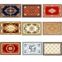 Clássico persa tapetes para sala de estar corredor do vintage turco kilim grande área tapetes decoração para casa sofá mesa antiderrapante