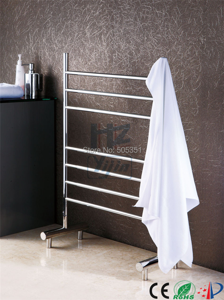 cheap towel warmer heated towel rail free standing stainless steel 2121