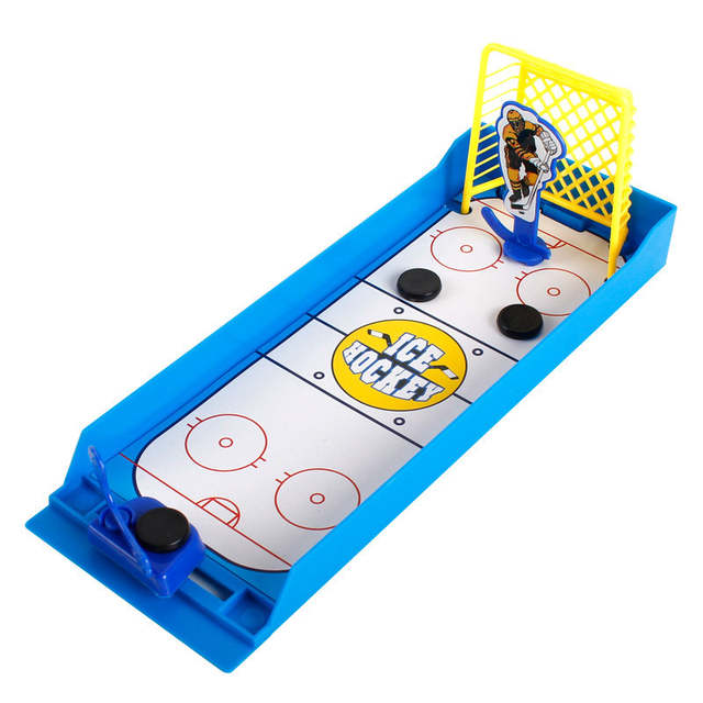 Funny Desktop Basketball Playing Toys Friends Competiton Toys Assembled  Mini Football Hockey Golf Shooting Game Legouiy