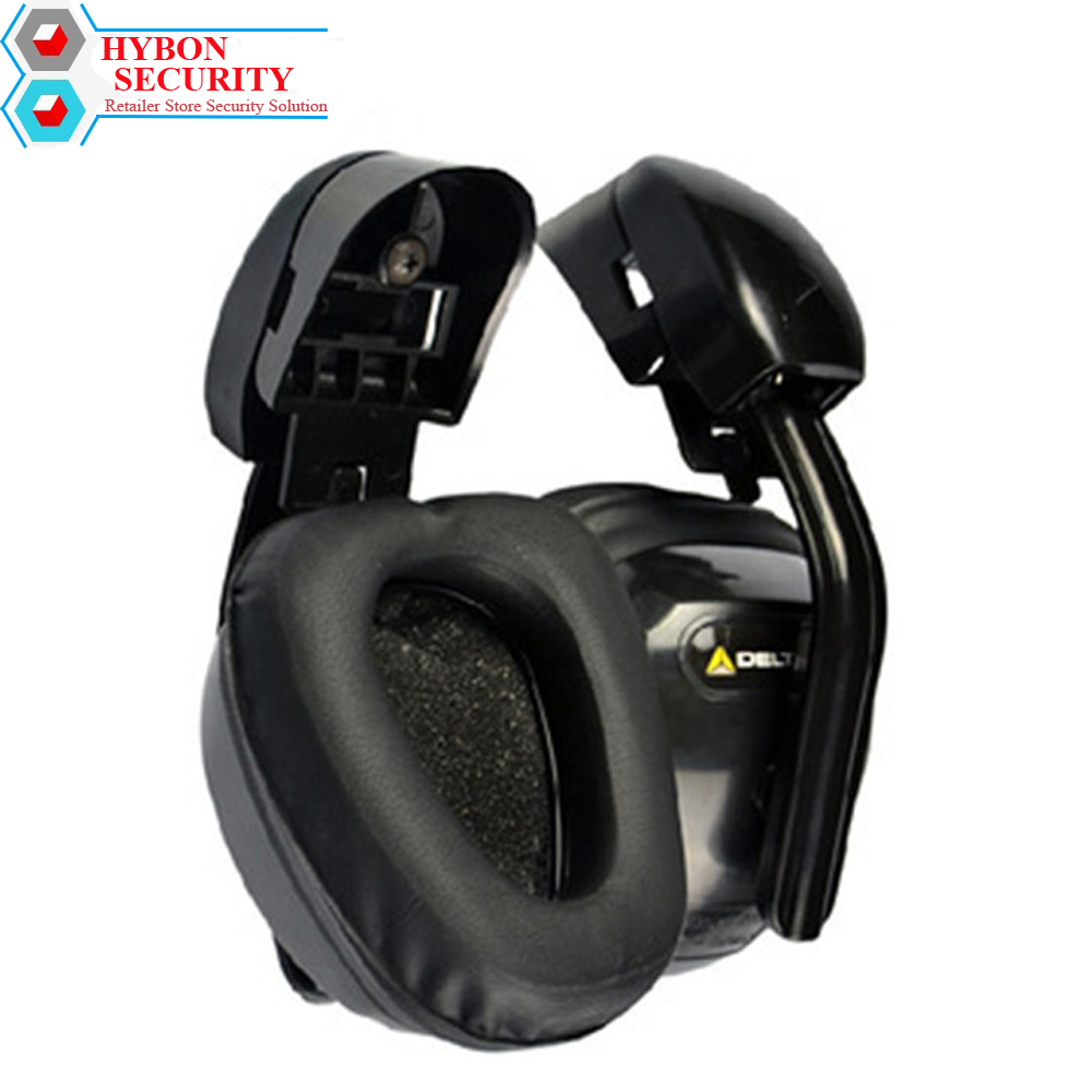 HYBON ABS Material Soundproof Ear Muff Anti-noise Earplug Safety Labor Abatement Noise Protection Shooting Earmuffs for Helmet 10012 exc excellent type helmet noise abatement earmuffs helmets with ear protectors