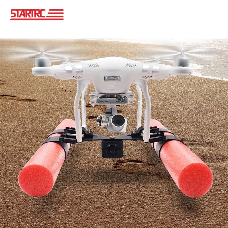 STARTRC DJI Phantom 3 Pro Landing Skid Float Kit For DJI Phantom 3 Se Advance Drone Landing On Water Parts