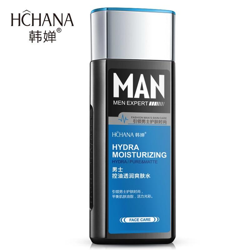 HorecnewMen's oil control pores translucent moisturizing nourishing surplus moisturizing toner