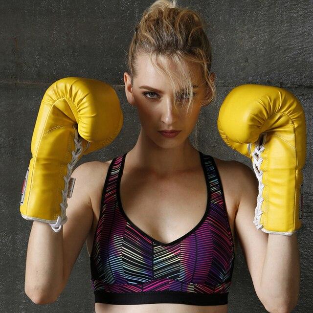 1d560a2140985 Quick Dry Camo Sports Bra Women Summer Seamless Rims Sports Brassiere Yoga  Fitness Padded Running Bra Jogging Plus Size Crop Top