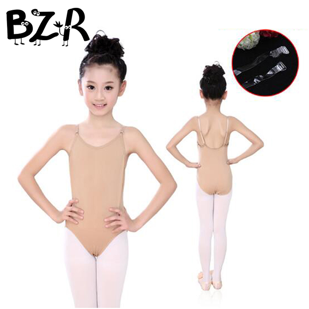 Bazzery Nude Underwear Camisole Leotards Dance Leotard Skin Color Girls Gymnastic Leotard Women Velvet underwear Leotard