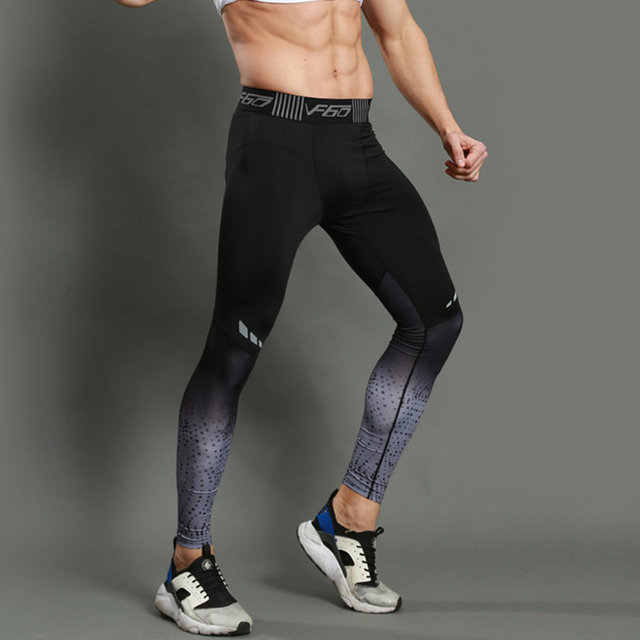 Sports and Fitness Tights for Men