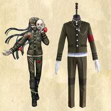 Danganronpa V3 Korekiyo Shinguji Cosplay Costume Japanese Game Uniform Suit Outfit
