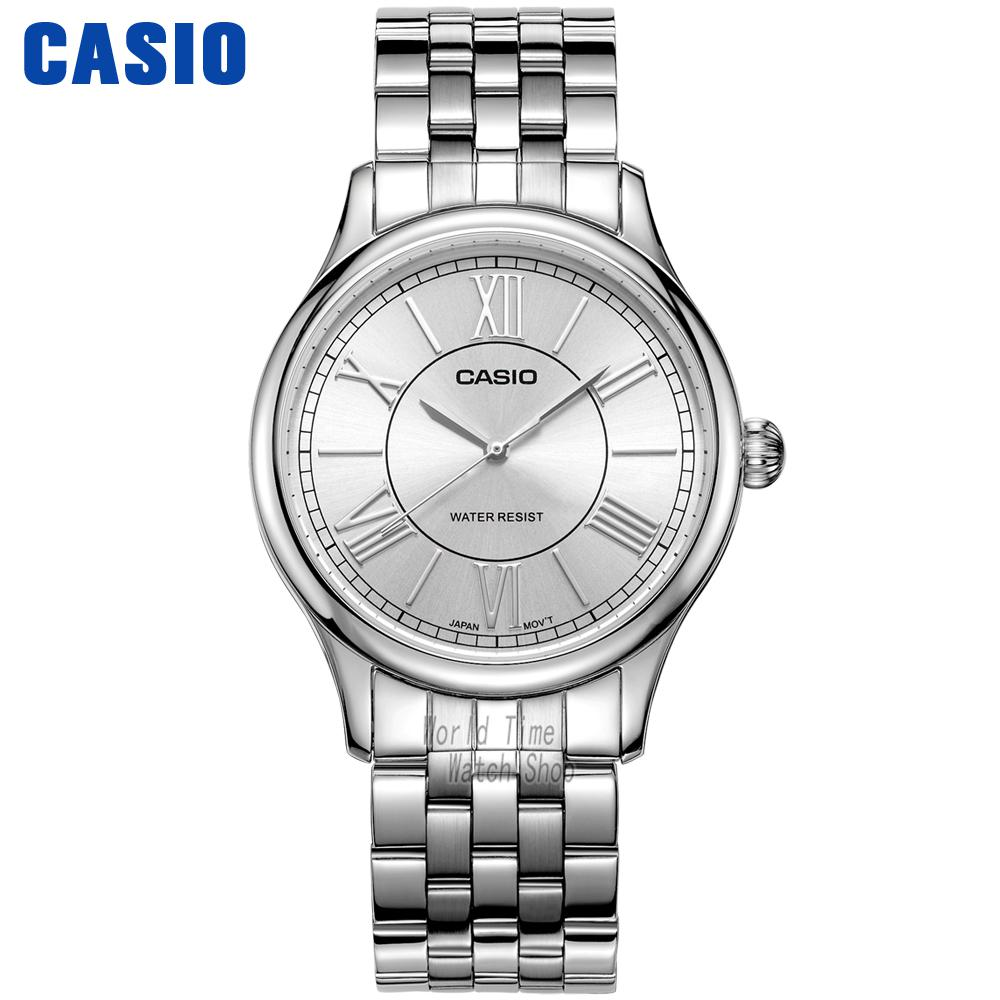 Casio watch Business quartz pointer watch men's watch MTP-E113D-7A casio watch men sports waterproof quartz luminous watch mtp 1374d 7a mtp 1374l 7a mtp 1374sg 1a mtp 1374sg 7a mtp 1374d 1a